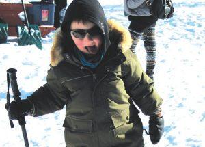 Frost Fest in Slave Lake