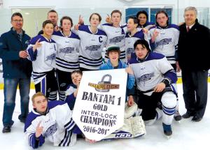 Bantams close out season with a league championship
