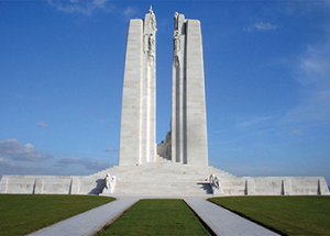 Cadets to Vimy Ridge this week