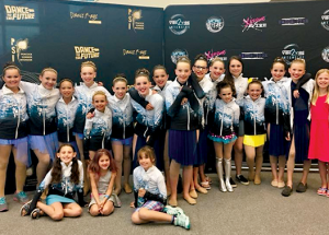 Dancers travel to B.C. for dance competition wins golds