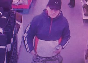 Police have photo, plate # in Walmart theft
