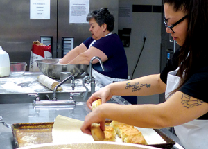 Soup and bannock postponed, other programs running