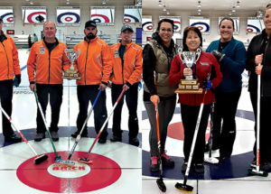 League curling kicks off with last season's finals