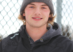 Icedogs' new captain waiting, hoping