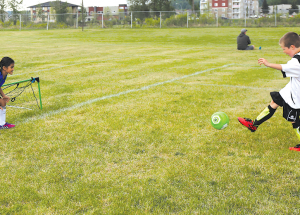 Kids soccer season going ahead