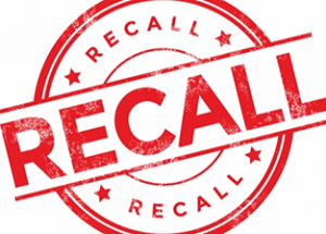 Getting into the recall business