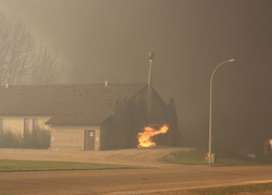 10th anniversary of the 2011 Slave Lake wildfire: 'Beauty from ashes' came from SL church burning down