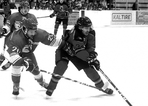 Icedogs down in series against High Prairie