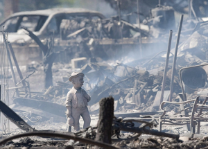Video – Historic 2011 Wildfires