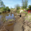 Creek migration