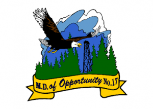 M.D. of Opportunity Council notebook