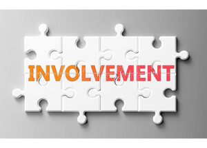 Involvement is key to keeping people