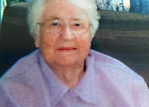 Obituary – Gwen Wolstenholme