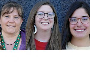 New C.J. Schurter Elementary teachers pursing childhood dreams
